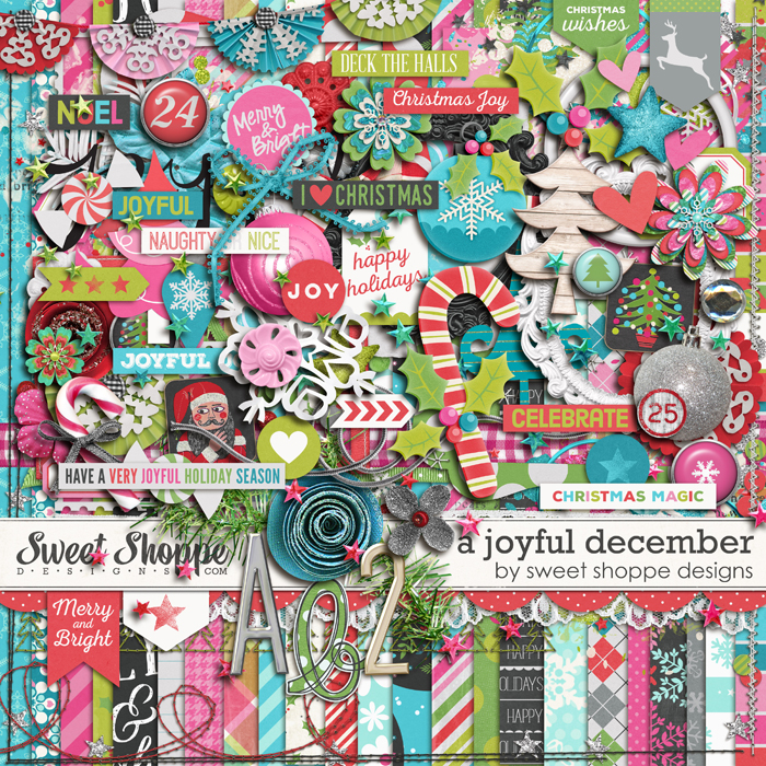 *FLASHBACK FINALE* A Joyful December by Sweet Shoppe Designs