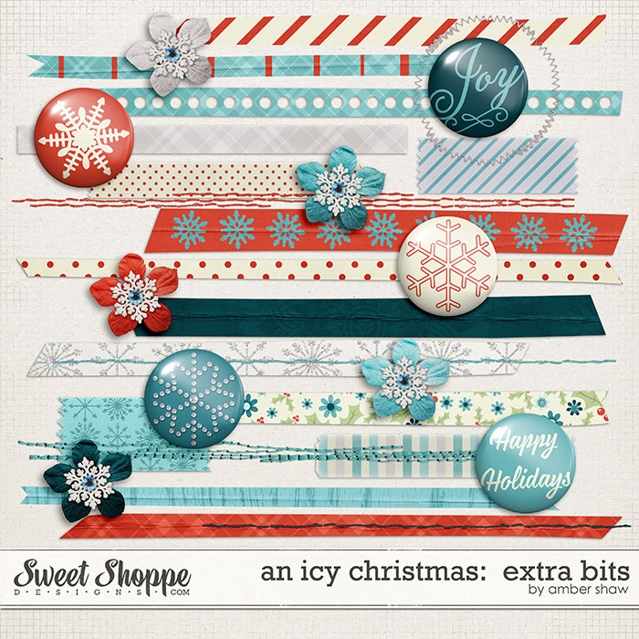 An Icy Christmas - Extra Bits by Amber Shaw