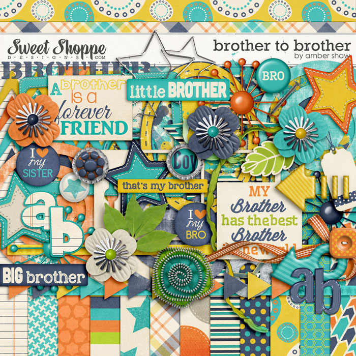 Brother to Brother by Amber Shaw