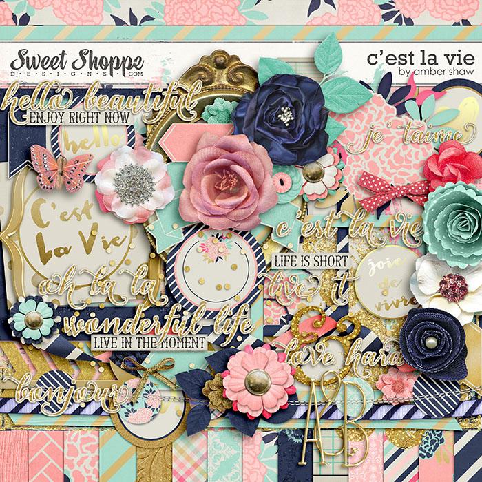 C'est La Vie by Amber Shaw