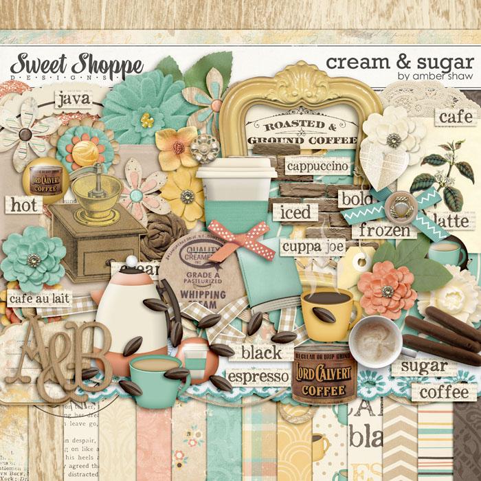 Cream & Sugar by Amber Shaw