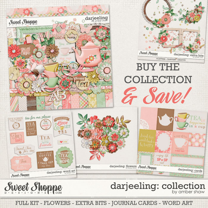 Darjeeling: COLLECTION by Amber Shaw