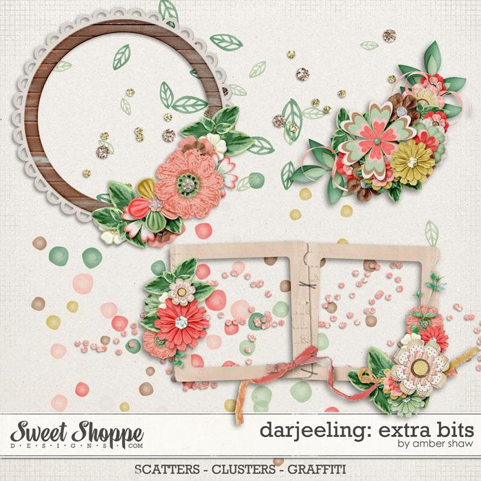 Darjeeling: Extra Bits by Amber Shaw