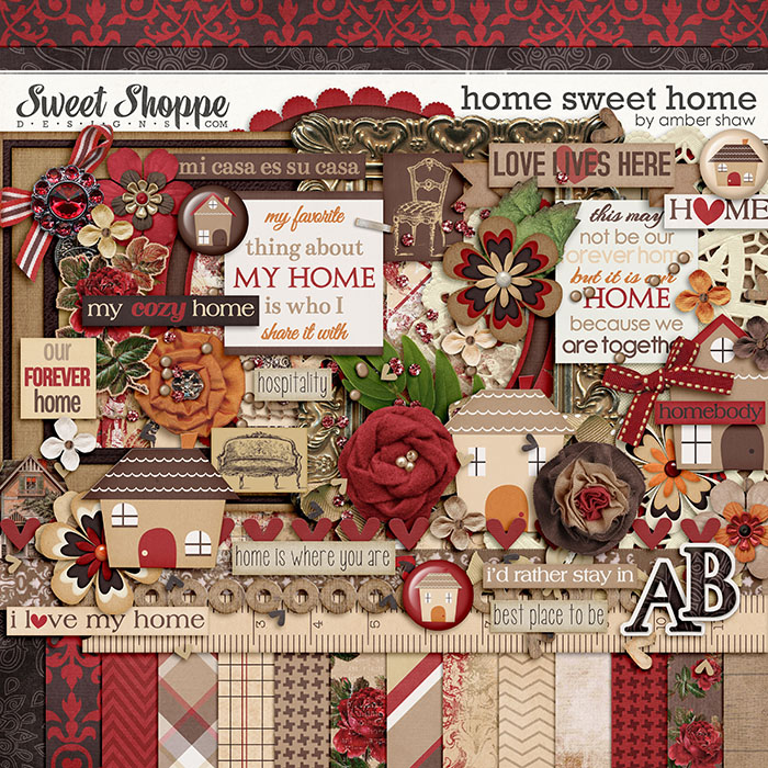 Home Sweet Home by Amber Shaw
