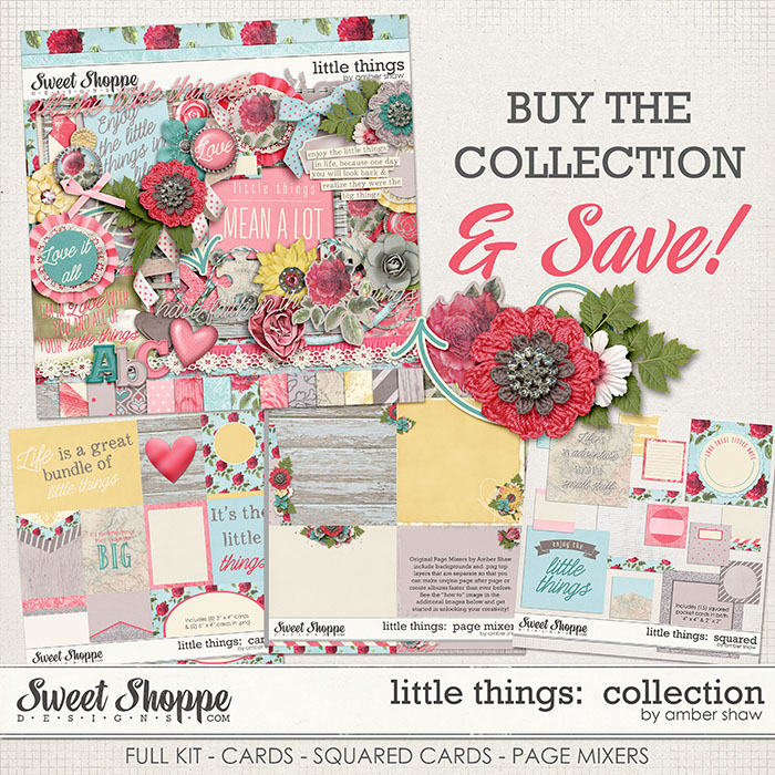 Little Things: Collection by Amber Shaw