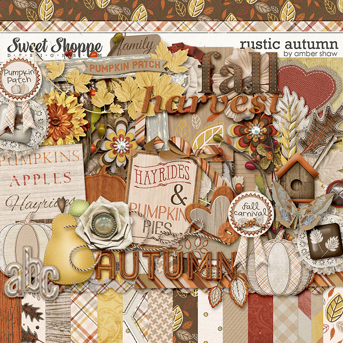 Rustic Autumn by Amber Shaw