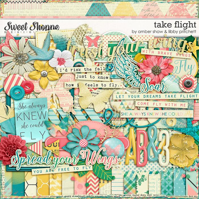 Take Flight by Amber Shaw & Libby Pritchett