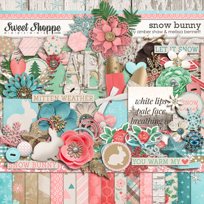 Snow Bunny by Amber Shaw & Melissa Bennett