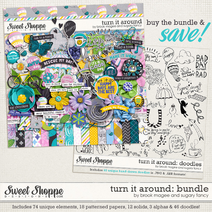 Turn it Around Bundle by Brook Magee & Sugary Fancy