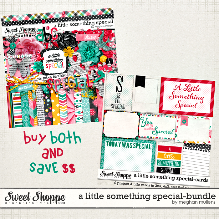 A LIttle Something Special-Bundle by Meghan Mullens