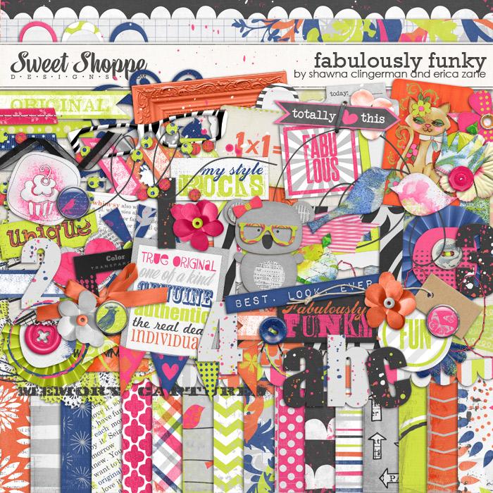Fabulously Funky by Shawna Clingerman & Erica Zane
