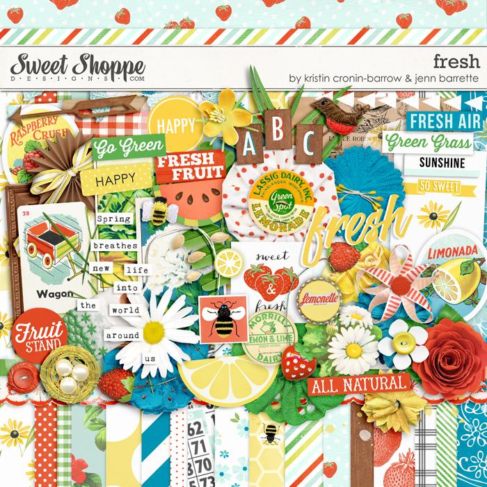 Fresh by Kristin Cronin-Barrow and Jenn Barrette