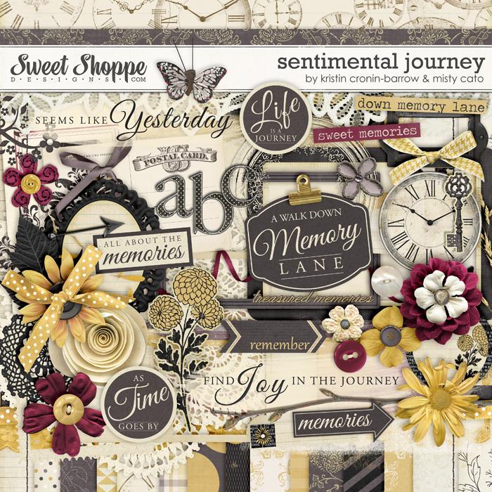 Sentimental Journey by Misty Cato and Kristin Cronin-Barrow
