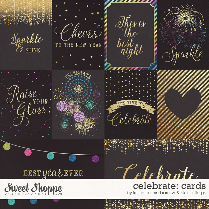 Celebrate: CARDS by Studio Flergs & Kristin Cronin-Barrow