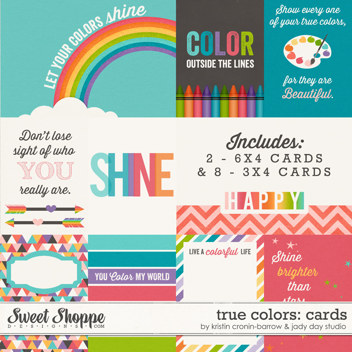 True Colors: Cards by Kristin Cronin-Barrow & Jady Day Studio