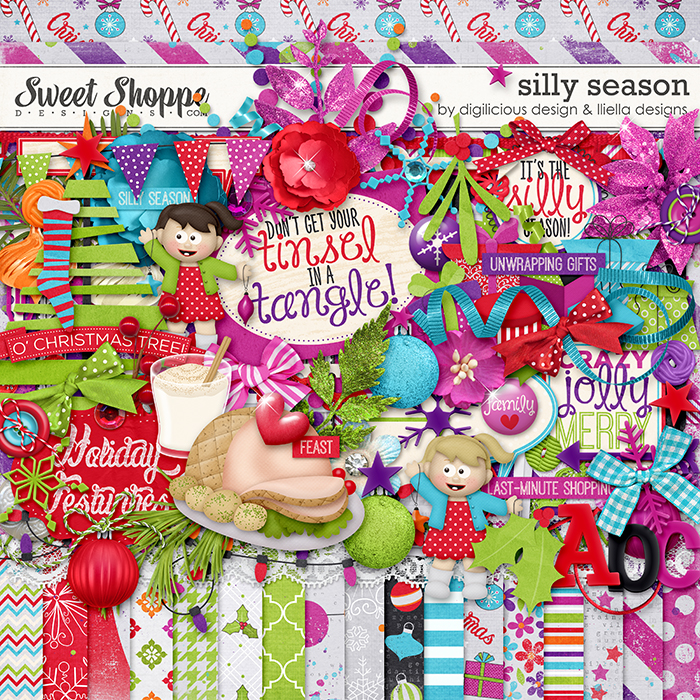 Silly Season by Digilicious Design & lliella designs