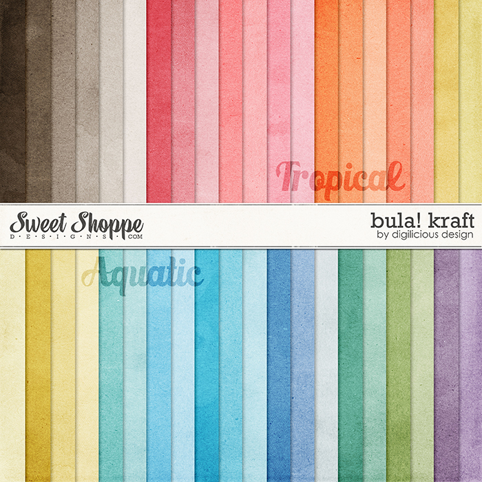 Bula! Kraft by Digilicious Design
