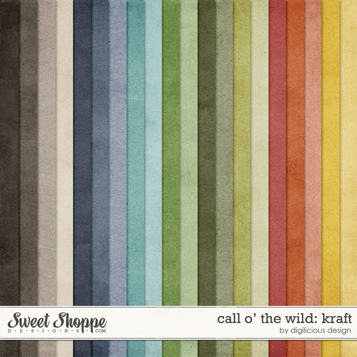 Call O' The Wild Kraft by Digilicious Design