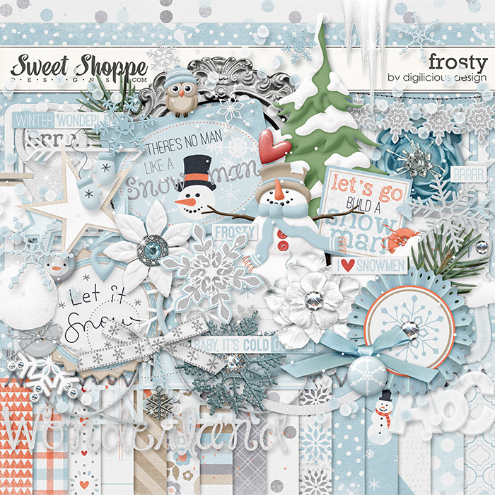 Frosty by Digilicious Design