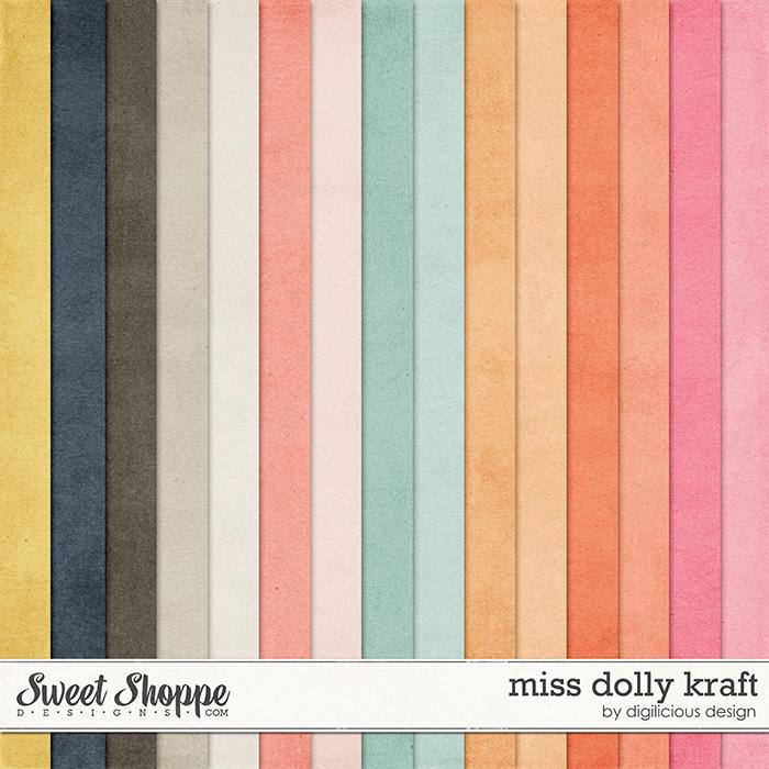 Miss Dolly Kraft by Digilicious Design