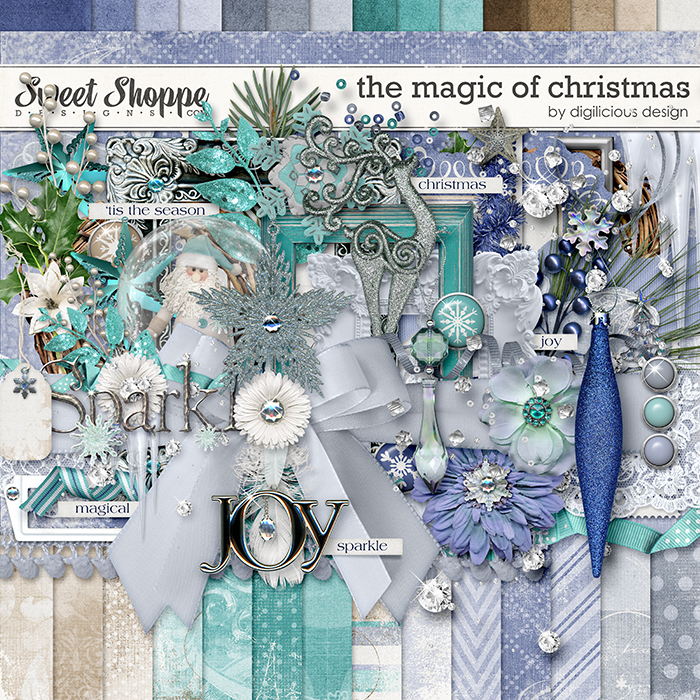 The Magic of Christmas by Digilicious Design