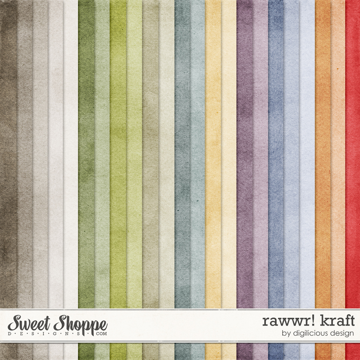 Rawwr Kraft by Digilicious Design