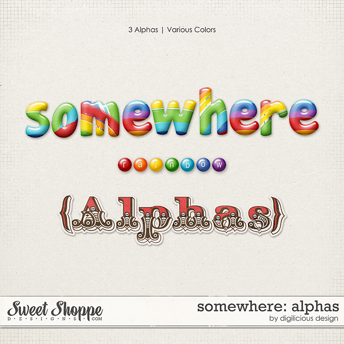 Somewhere Alphas by Digilicious Design
