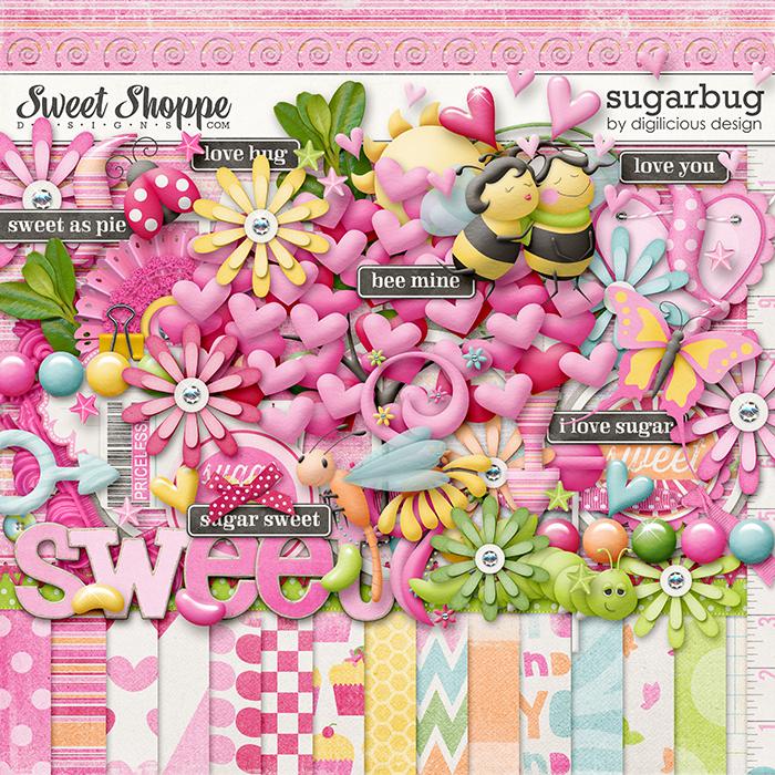 Sugarbug by Digilicious Design