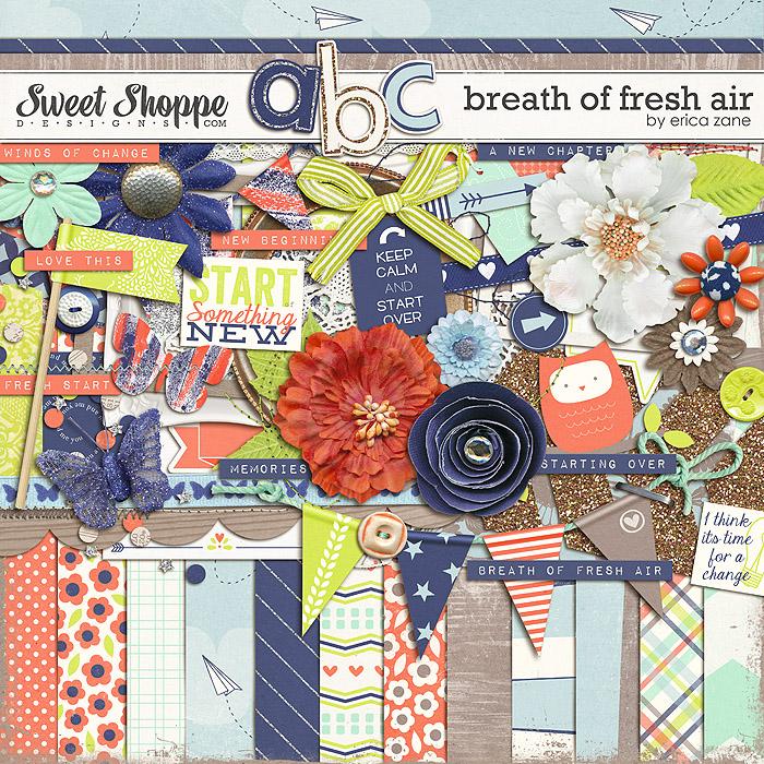 Breath of Fresh Air by Erica Zane