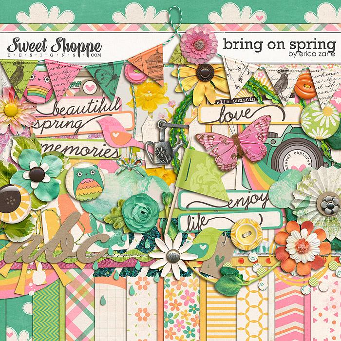 Bring On Spring by Erica Zane