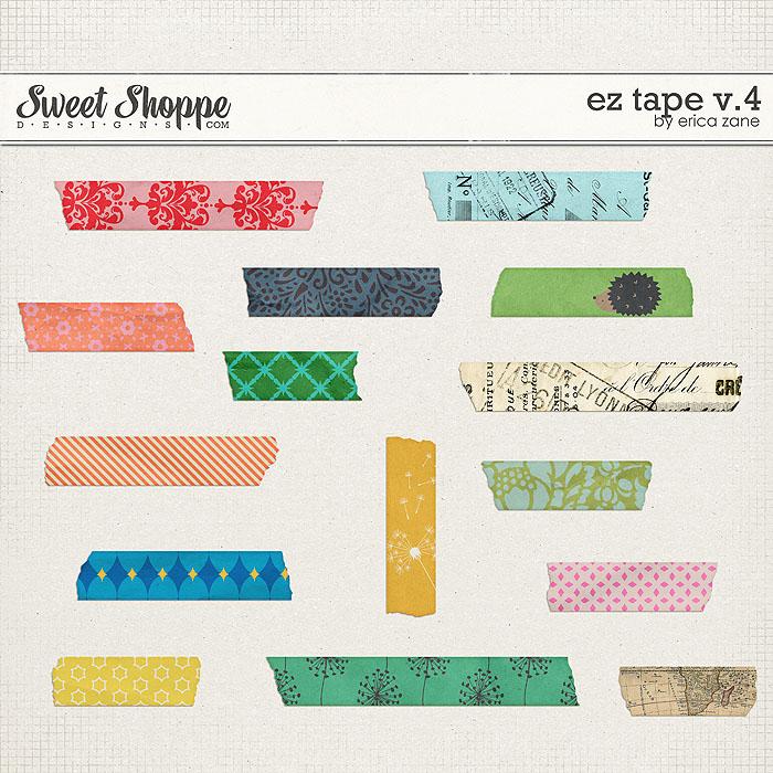 EZ Tape v.4 by Erica Zane
