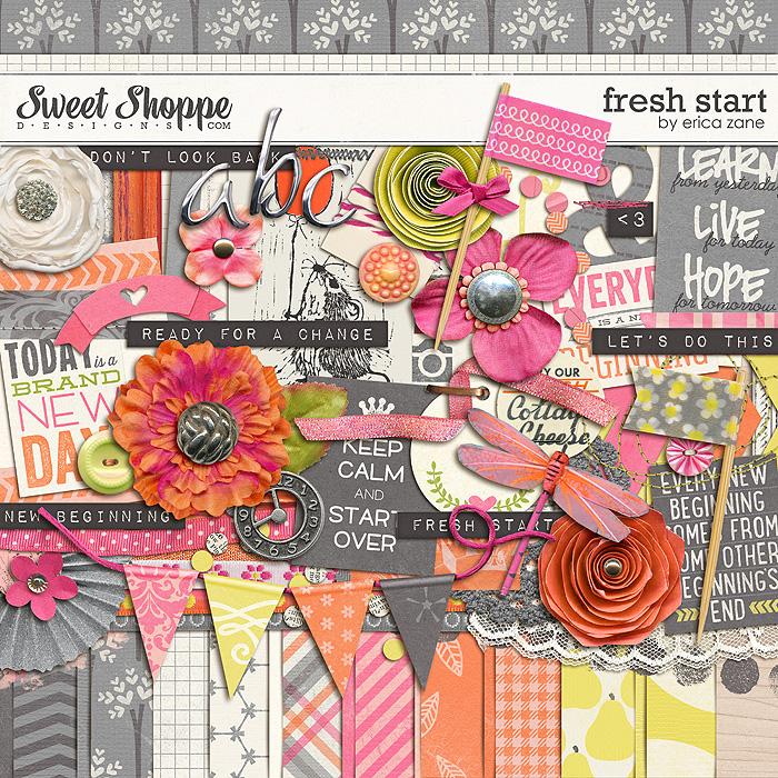 Fresh Start by Erica Zane