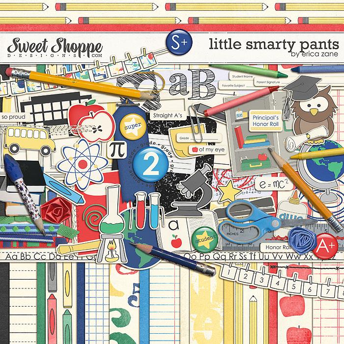 Little Smarty Pants by Erica Zane
