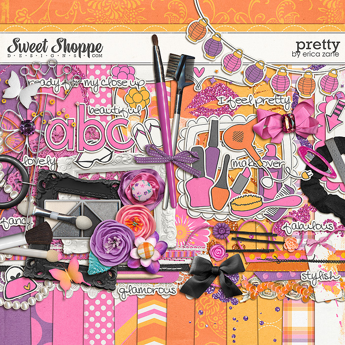 Pretty by Erica Zane