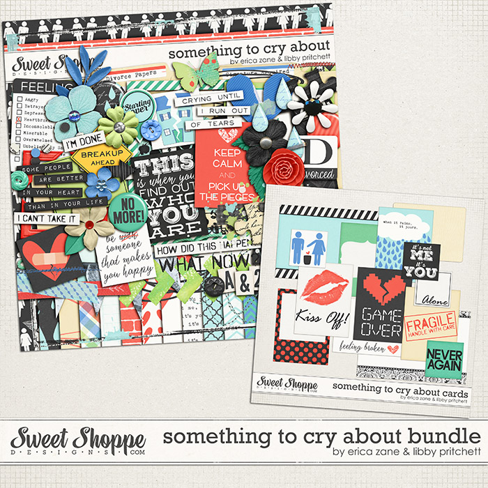 Something to Cry About Bundle by Erica Zane & Libby Pritchett