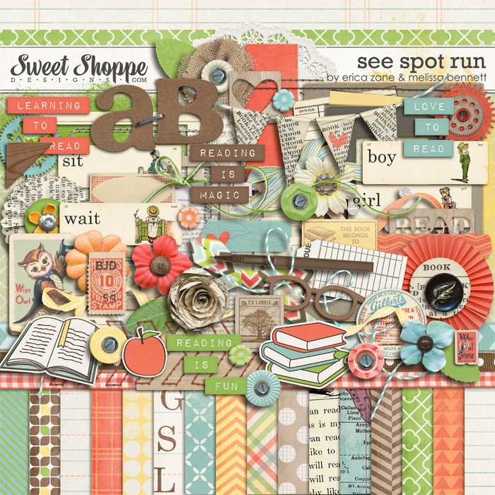 See Spot Run by Erica Zane & Melissa Bennett