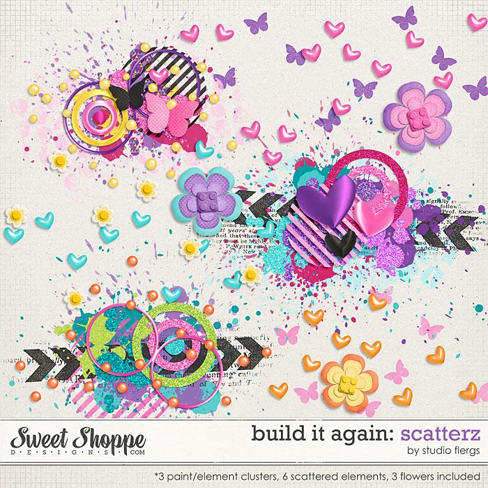 Build It again girl: SCATTERZ by Studio Flergs