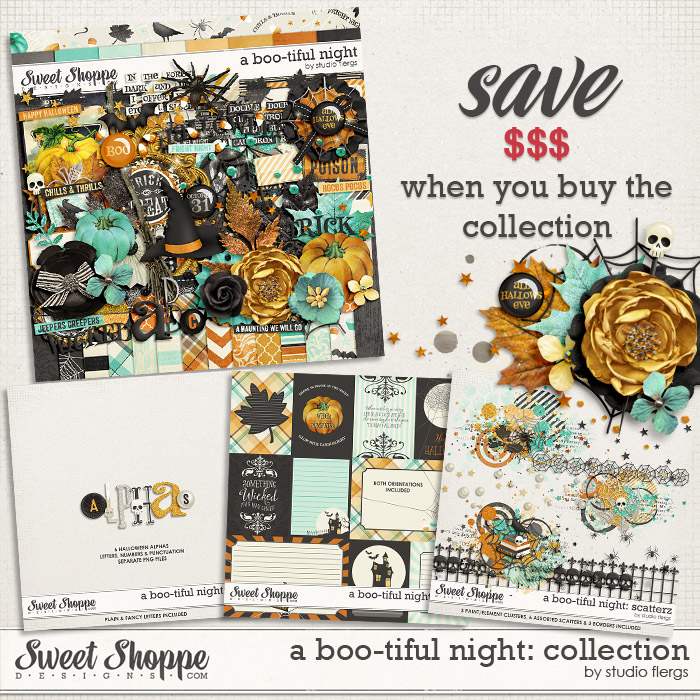A Boo-tiful Night: COLLECTION by Studio Flergs