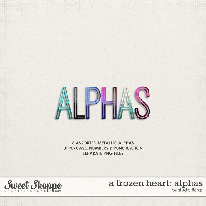 A Frozen Heart: ALPHAS by Studio Flergs