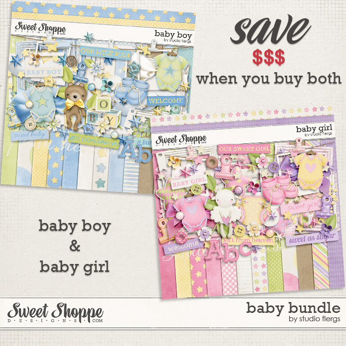 Baby Bundle by Studio Flergs