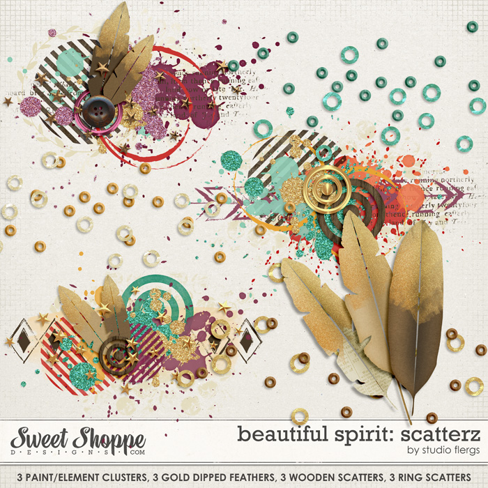 Beautiful Spirit: SCATTERZ by Studio Flergs