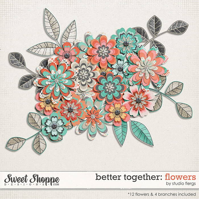 Better Together: FLOWERS by Studio Flergs