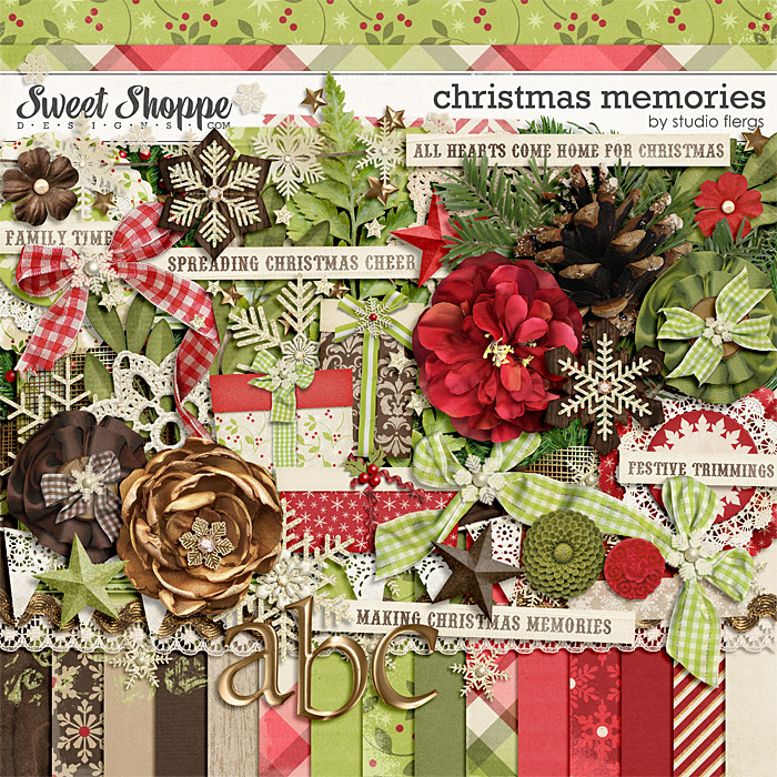 Christmas Memories by Studio Flergs