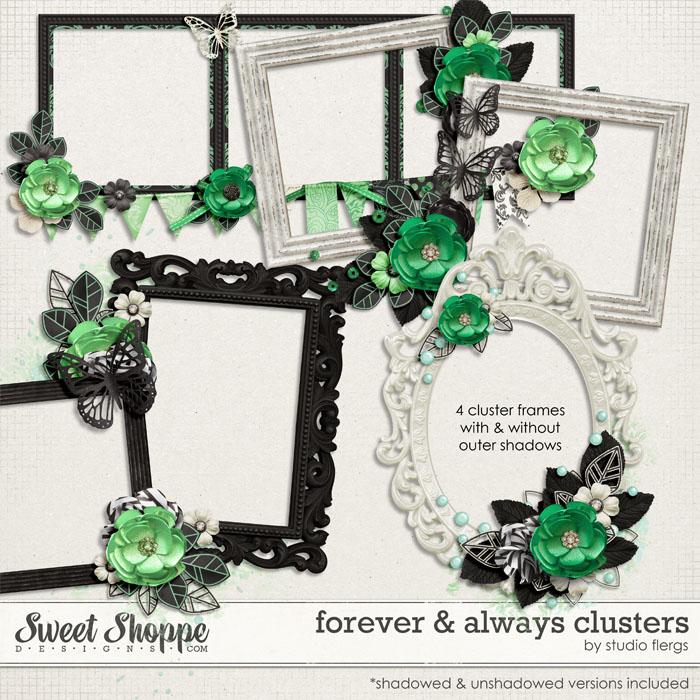 Forever & Always: FRAMES by Studio Flergs