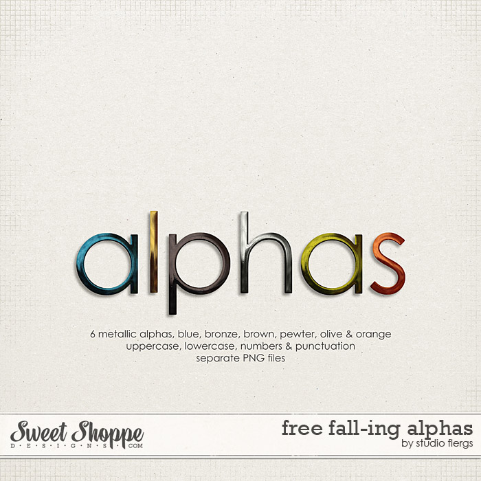 Free Fall-ing: ALPHAS by Studio Flergs