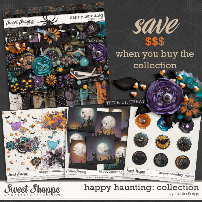 Happy Haunting: COLLECTION by Studio Flergs