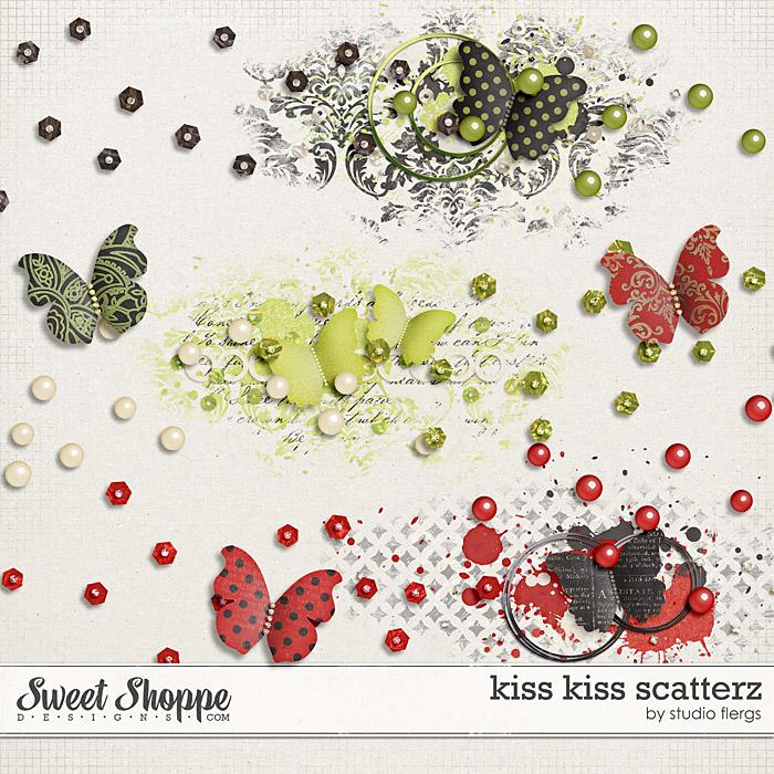 Kiss Kiss: SCATTERZ By Studio Flergs