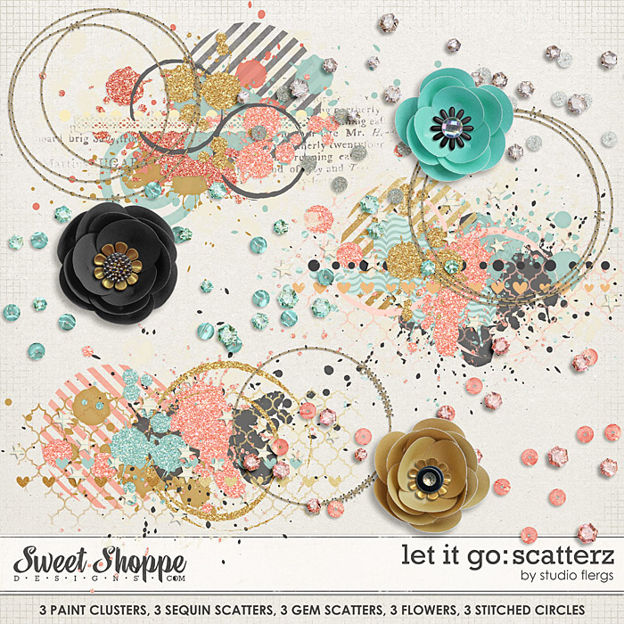 Let it Go: SCATTERZ by Studio Flergs