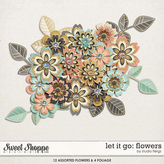 Let it Go: FLOWERS by Studio Flergs