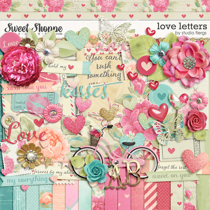 Love Letters by Studio Flergs